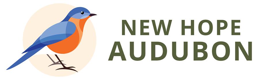 Logo for the New Hope Audubon Society